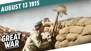 The Ruse at Gallipoli and the Siege of Kovno I THE GREAT WAR - Week 55