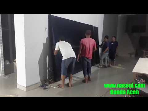 How to cut large size sheet glass _ Naseni.com