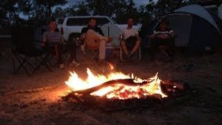 B2NA - relaxing campfire - short version