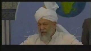 clips by Hazrat Mirza Tahir Ahmad Sahib
