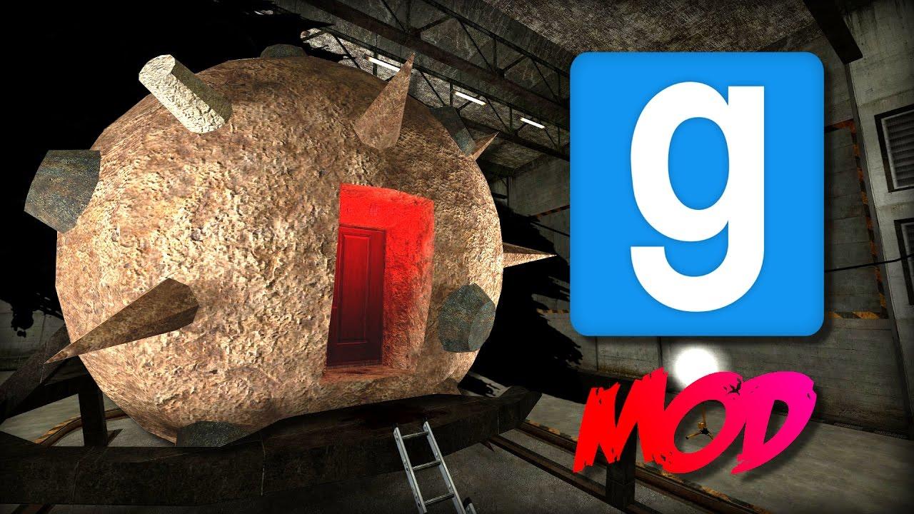 Garrys Mod Whats Inside Scp 002 Mod Showcase Youtube