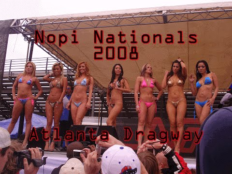 Nopi Nationals 2008 Atlanta Dragway