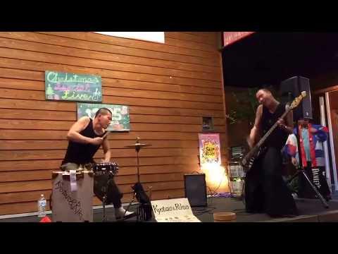 INSANE Drum 'n' Bass Street jam by Kyotaro & Rikuo