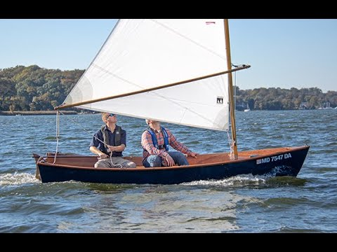 The Jimmy Skiff II By Chesapeake Light Craft