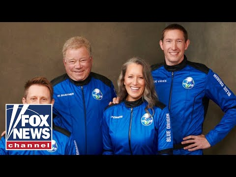 William Shatner to visit space aboard Blue Origin rocket