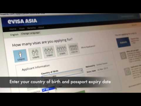 How to apply for an Australian visas / Australia ETA