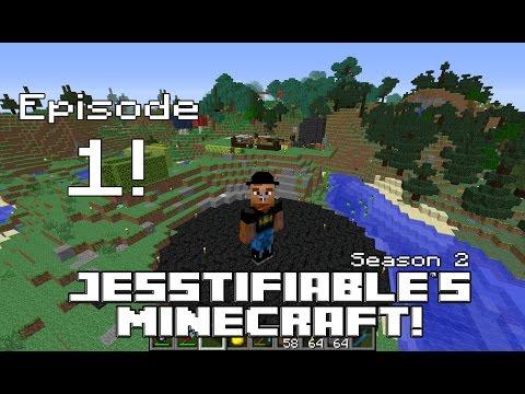 Jesstifiable's Minecraft S02E01: Luxury Beyond Your Wildest Dreams!