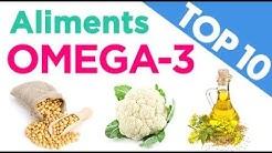 Top 10 des Aliments riches en Omega-3