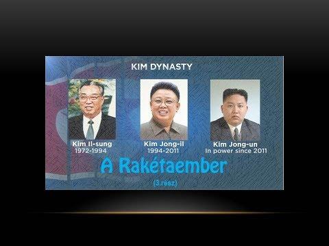 Észak-Korea: A Kim-dinasztia (4. Rész) - A Rakétaember