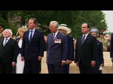 Hollande: Reino Unido siempre será socio y aliado de Francia