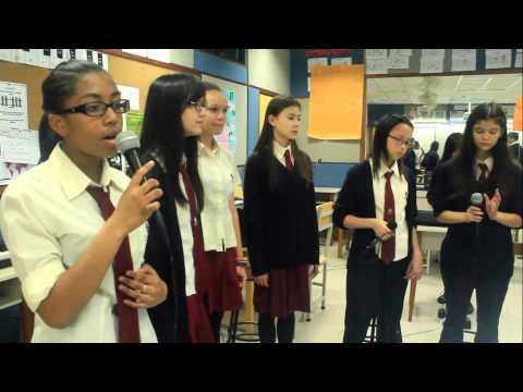 Macau Anglican College Vocal Group - Counting Stars Cover