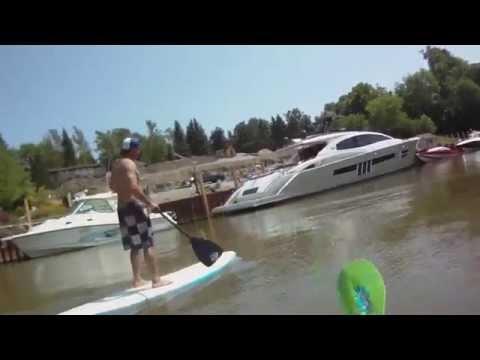 Lynn River Kayaking and SUP Boarding