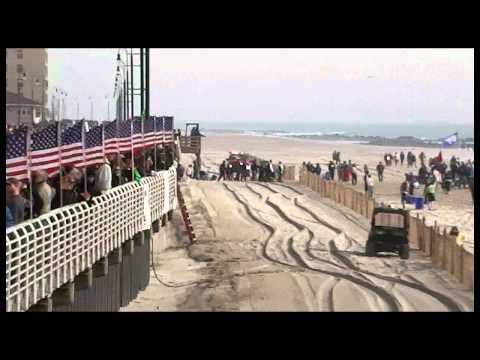 Polar Bear Swim for Charity, Long Beach New York