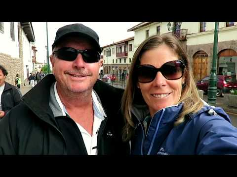 Strolling Around Cusco and the Inca Ruins
