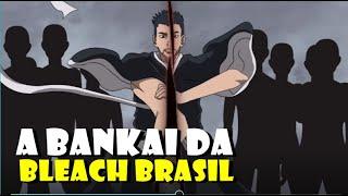 A BANKAI de INVOCAÇÃO do DC em Anime - BLEACH