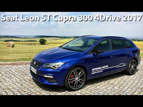 seat leon st cupra 300 4drive facelift 2017 300hp. Black Bedroom Furniture Sets. Home Design Ideas