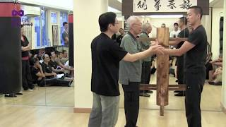 Wing Chun - Using the 'Center of Mass' as the engine for all movements