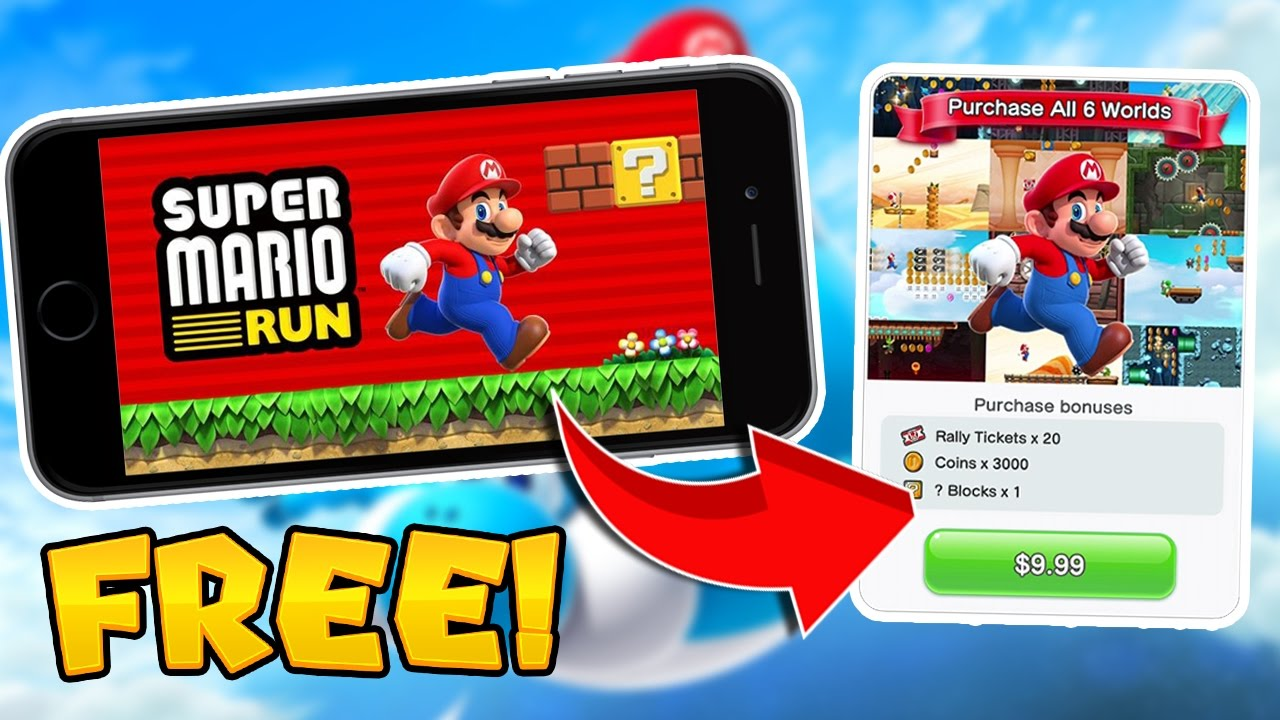 Super Mario Run - All 24 Levels (FULL Game/Complete ...