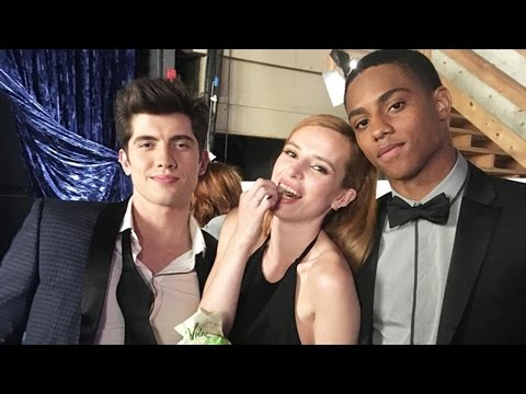 Bella Thorne SPILLS the Tea on Her 'Famous in Love' Co-Star Love Triangle!