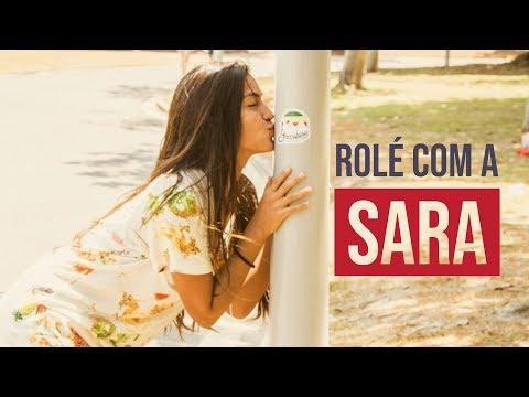 Rolé Com A Sara Watanabe (Longboard Dancing)