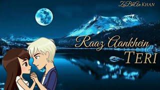 Raaz Aankhein Teri | Best 💓 Romantic❤ Sad 💘Love Song WhatsApp ...