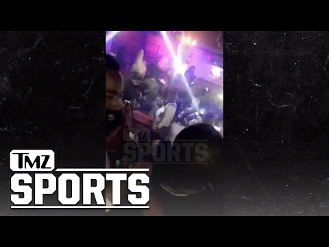 JAMES HARDEN PARTIES AFTER PLAYOFF LOSS … Fans Chant, 'MVP' | TMZ Sports