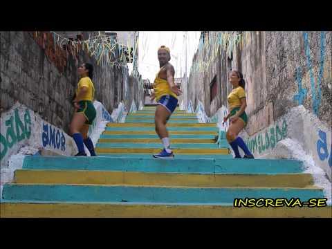 COPA DO BUMBUM - Mc WM e Léo Santana COREOGRAFIA CIA  TIAGO DANCE