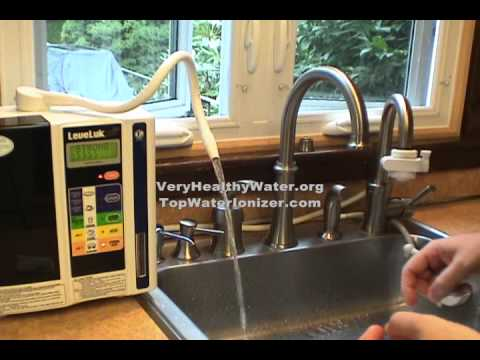 Making Kangen Water with the Enagic SD501 | Kangen Water Demonstration