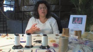 Beadworker:  Teri Greeves (Kiowa) (Interview)