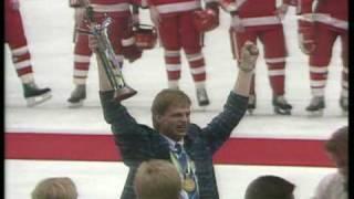 Arnes klassiker hockey vm i Wien 1987