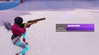 Obtenez EPIC SHADOW BOMBS EFFECT en mode créatif Fortnite! (Saison 9 Glitch)