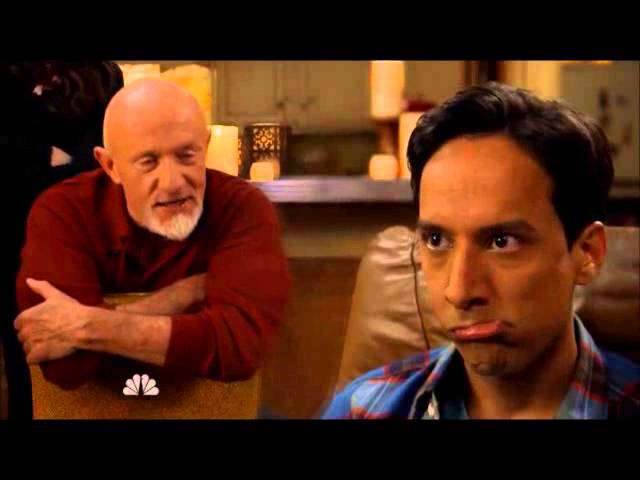 Community - Shack attack and Hickey's interrogation