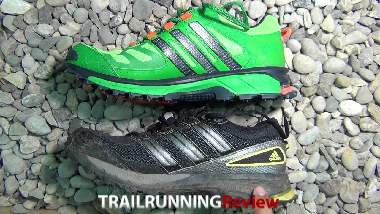 Inspirar Ir a caminar pasajero  Adidas Response Trail 19 VS Adidas Response Trail 20 Review - YouTube