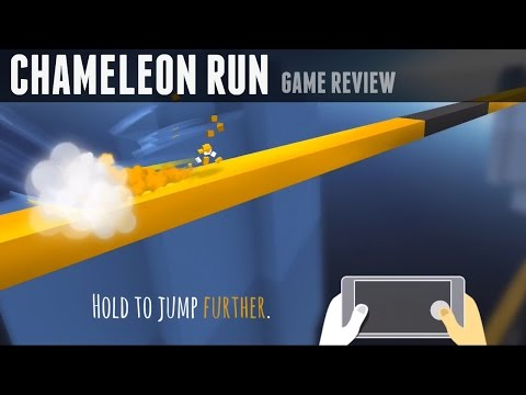 Chameleon Run Is A Must Play