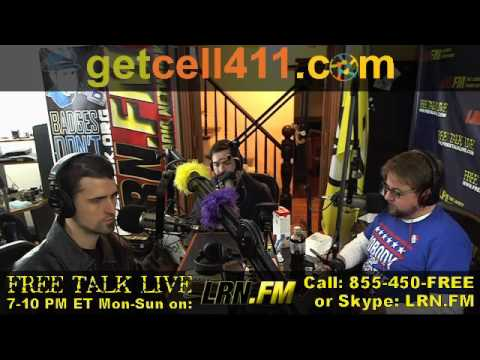 Free Talk Live 2016-11-08