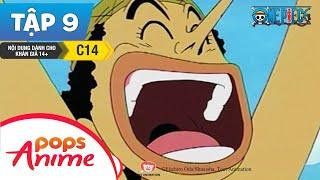 One Piece Tập 9 - Kẻ Nói Dối Kinh Hoàng? Thuyền Trưởng Usopp - Hoạt Hình Tiếng Việt