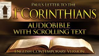 The Holy Bible | 1 CORINṪHIANS | Contemporary English (FULL) With Text
