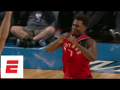 Kyle Lowry ejected, Kawhi Leonard flashes moves in Raptors vs Nets | NBA Preseason Highlights