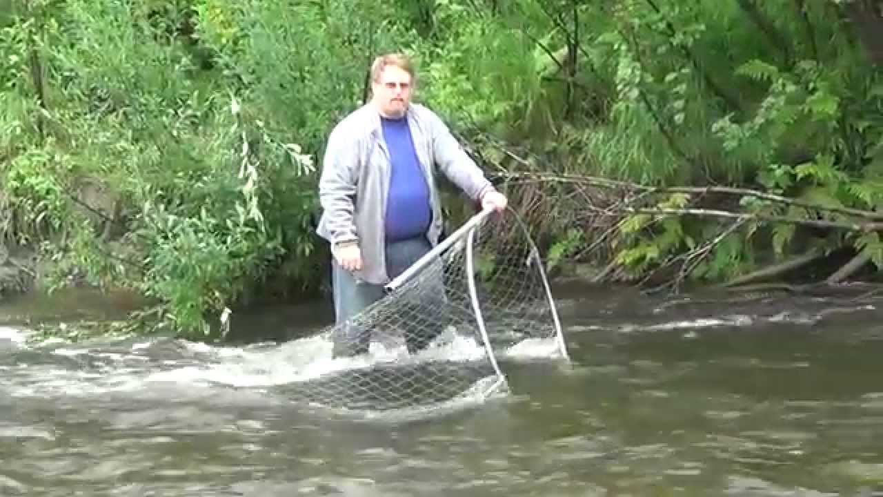 My first time every dip net fishing fish creek alaska for Dip nets for fishing