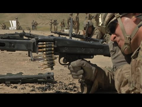 Miniserie Quick Reaction Force - DEU-US Schießausbildung