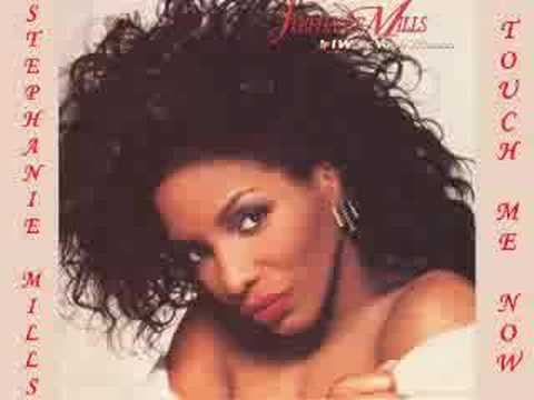 Stephanie Mills - Touch me now  1987