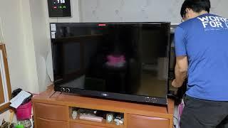 더함 안드로이드 55인치 TV U553UHD (삼성 V…