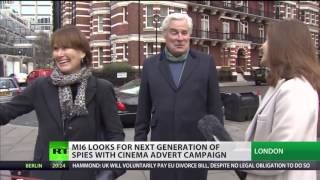 What do Brits think of MI6
