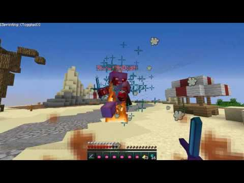 1v1 against SmashAndDash | Optifine Cape at 100 subscribers (Read desc.)