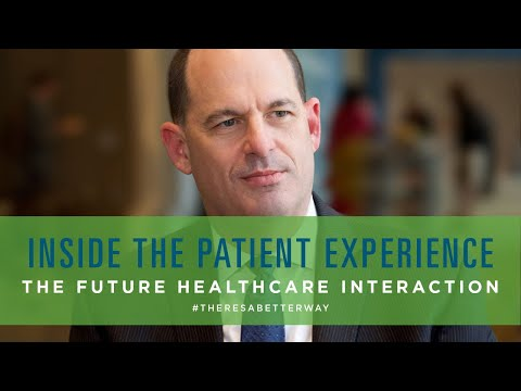 Inside the Patient Experience with Andrew Mellin Part 1