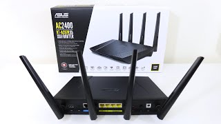 Asus RT-AC87U Unboxing & First Look! (ASUS RT-AC87R Wireless Router)
