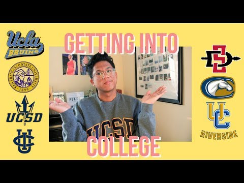 How I Got Into College   Getting in with an 1180 SAT Score + More