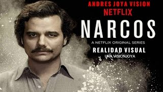 Narcos (1ra Temporada) | Kevin Roldan | Lights Out - #RealidadVisual