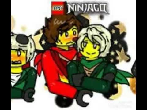 Lego ninjago kai by lloyd youtube - Ninjago lloyd and kai ...