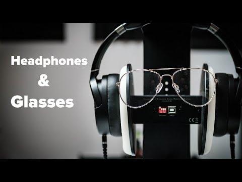 Best Headphones For Glasses